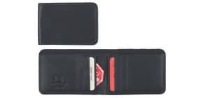 Geldbörse Herren schwarz HJP 60670.01 Querformat Produktbild
