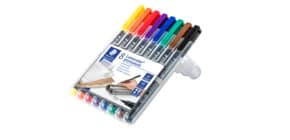 Overheadstift SF 8ST permanent Produktbild