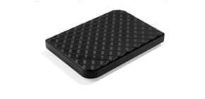 Hard Disk Esterno Verbatim Store 'n' Go USB 3.0 4 TB nero - 53223 Immagine del prodotto