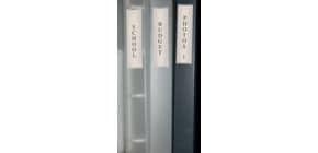 Etichette adesive permanenti Q-Connect 46x75mm trasparenti conf. da 6 - KF13781 Immagine del prodotto
