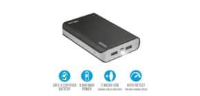 Caricatore portatile Powerbank 8800 Trust Primo nero 21227 Immagine del prodotto