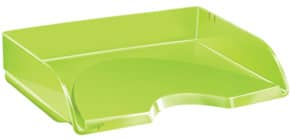 Briefkorb A4 quer grün Produktbild