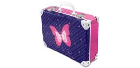 Handarbeitskoffer Butterfly Produktbild