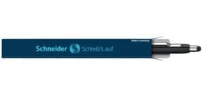 Kugelschreiber Epsilon schwarz/gold SCHNEIDER 138703 Touch Produktbild