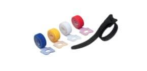 Kabelbündler Klettband 5ST sortiert Produktbild