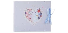 Gästebuch Hochzeit Hearts of Produktbild