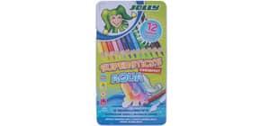 Farbstiftetui 12ST Aqua Produktbild