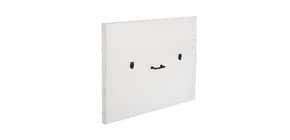 Valigetta portadisegni DISPACO 75x105 cm polionda cannettato bianco trasparente dorso 4 cm - 4030 Immagine del prodotto