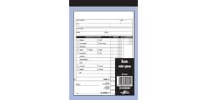 Blocco buste nota spese Semper per rimborsi - 25 buste staccabili 28x15 cm 25 fogli - SE185000000 Immagine del prodotto