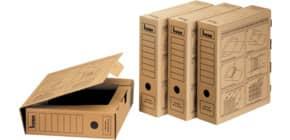 Archivbox braun Produktbild