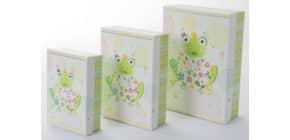 Geschenkkarton Happy Frog Produktbild