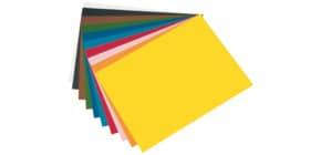 Fotokarton 50x70cm sortiert 61/10009 300g FOLIA 61/100 09 Produktbild