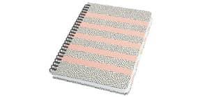 Spiralnotizbuch A5 Sweet Dots Produktbild