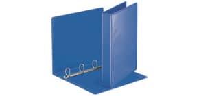 Ringbuch  A4 4R 30 mm blau Produktbild