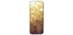 Schüttelpennal  Blech Gold Produktbild