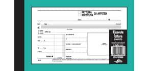 Ricevute - Fatture di affitto Semper blocco di 50/50 copie autoricalcanti 10x16,8 cm - SE1612C0000 Immagine del prodotto