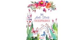 Das Anti-Stress-Stickermalbuch LOEWE 8564-1 Produktbild