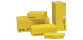 Versandkarton L gelb 8214 972 29 01 0  212151320 Produktbild
