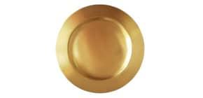 Untersetzer  gold Produktbild