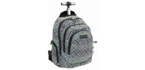 Trolleyrucksack Canvas Twist Produktbild