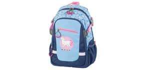 Kinderrucksack Little Unicorn dunkelblau Produktbild