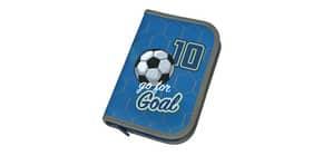 Schüleretui gefüllt Football SCOOLI FCLL0445 20x14x3cm Produktbild