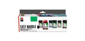 Starterset Marmorierfarbe Easy Marble Produktbild