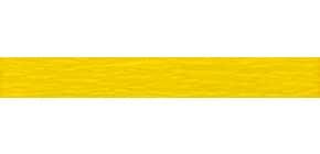 Krepppapier gelb 12061106    50cmx2,5m Produktbild