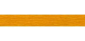 Krepppapier gelborange 12061107    50cmx2,5m Produktbild