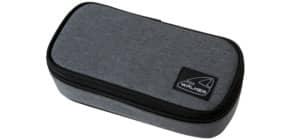Schüleretui Classic grey melange WALKER 49164/175   1-Stock Produktbild