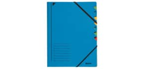 Ordnungsmappe  blau Produktbild