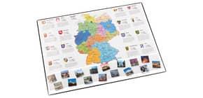 Schreibunterlage Deutschlandkarte LÄUFER 45348/40,53cm Produktbild