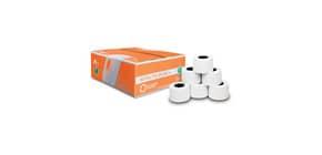 Rotoli bilancia Rotolificio Pugliese carta termica adesiva 57 mm x 38 m foro 25 mm  conf. da 4 - A573825 Immagine del prodotto