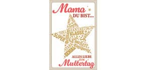 Muttertagskarte 16-103200   Bild Produktbild