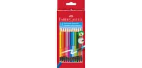 Farbstiftetui 12ST FABER CASTELL 116612 Kartonetui Produktbild
