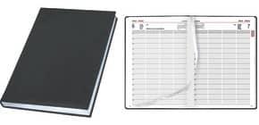 Buchkalender A4 anthrazit Produktbild