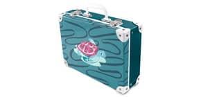 Handarbeitskoffer Happy Turtle Produktbild