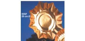 Weihn.Teller gold 93/GF/25 Stern 29cm 51150010 Produktbild