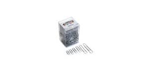 Fermagli Leone filo zincato ritrafilato Gran Mix misure assortite zinco brillante barattolo da 125 g FZB125GMIX Immagine del prodotto