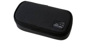 Schüleretui Classic black melange WALKER 49164/180   1-Stock Produktbild