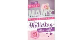 Muttertagskarte 16-102100   Bild Produktbild