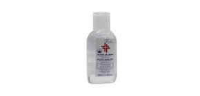 Gel igienizzante mani (alcol 70%) 100 ml - Active linea Bosco di Rivalta - flacone trasparente Immagine del prodotto