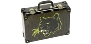 Handarbeitskoffer Wild Cat Produktbild