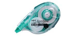 Correttore a nastro Tombow Easy Write Tape bianco 4,2 mm x 16 m TOCT-YXE4 Immagine del prodotto