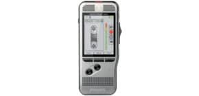Diktiergerät digital silber 2 Jahre Laufzeit PHILIPS DPM7200/02 Produktbild