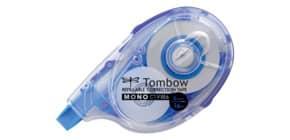 Correttore a nastro Tombow Mono ricaricabile extralungo 6 mm x 16 m TOCT-YXE6 Immagine del prodotto