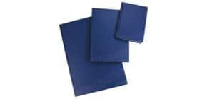 Notizbuch unliniert blau ProduktbildStammartikelabbildungM
