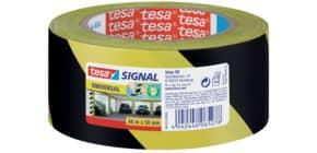 Warnmarkierungsband  gelb/sw. Produktbild