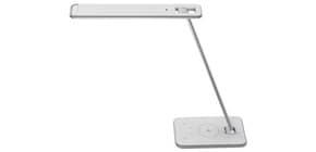 Lampade da tavolo UNILUX Jazz grigio metallizzato 400093836 Immagine del prodotto