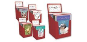 Karten versch.Anlässe  sort. 320139999 Aktion 4+1 Produktbild